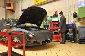 Mechanika silnika
